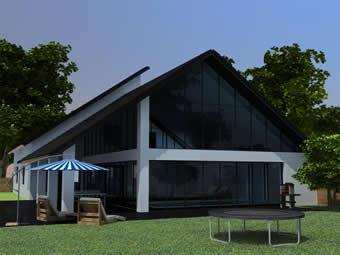 Welkom bij team3sign design - Idee huis uitbreiding ...